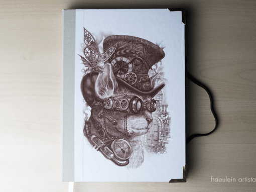 Notizbuch Steampunk