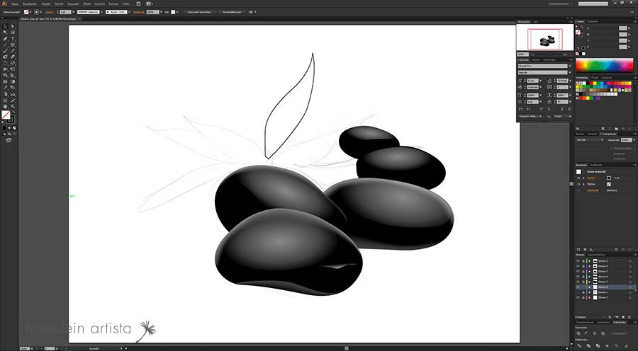22-Grafik_erstellen_Adobe_Illustrator_blatt_pflanze