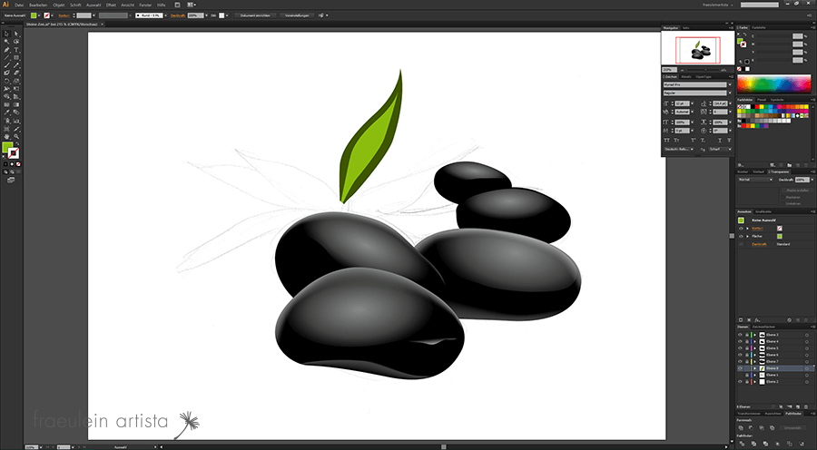 24-Grafik_erstellen_Adobe_Illustrator_blatt_pflanze_farbe