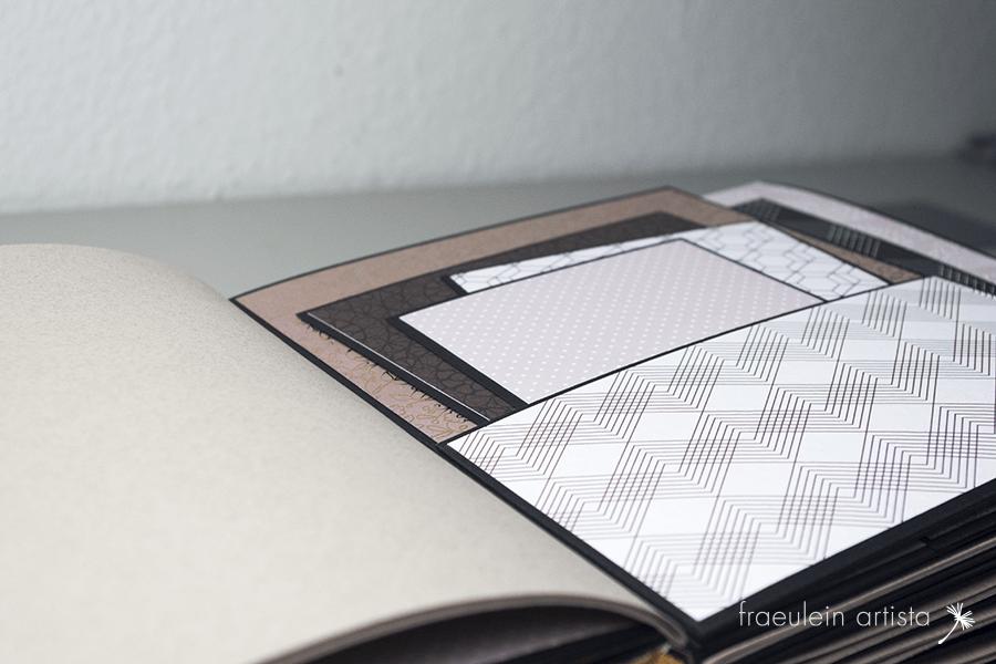 Foto-Skizzen-Buch innen
