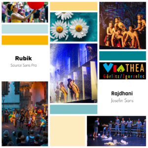 neues Projekt: Website des ViaThea