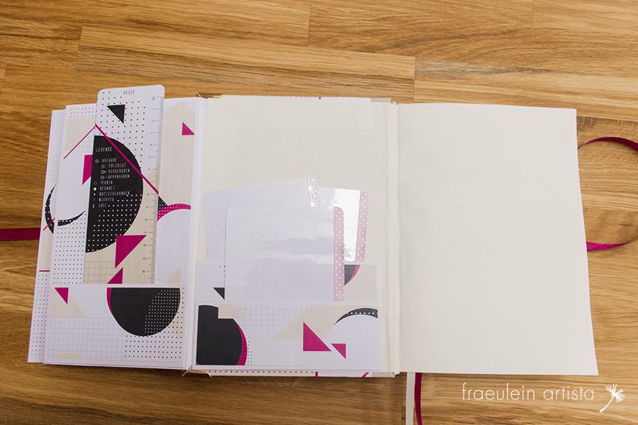 Bullet Journal Maria Scrapbook