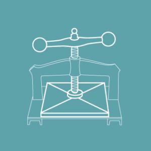 Buchbinden: Wie du deine eigene, flexible Buchpresse baust