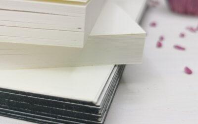 Neu: Endbeschnitt des Buchblocks