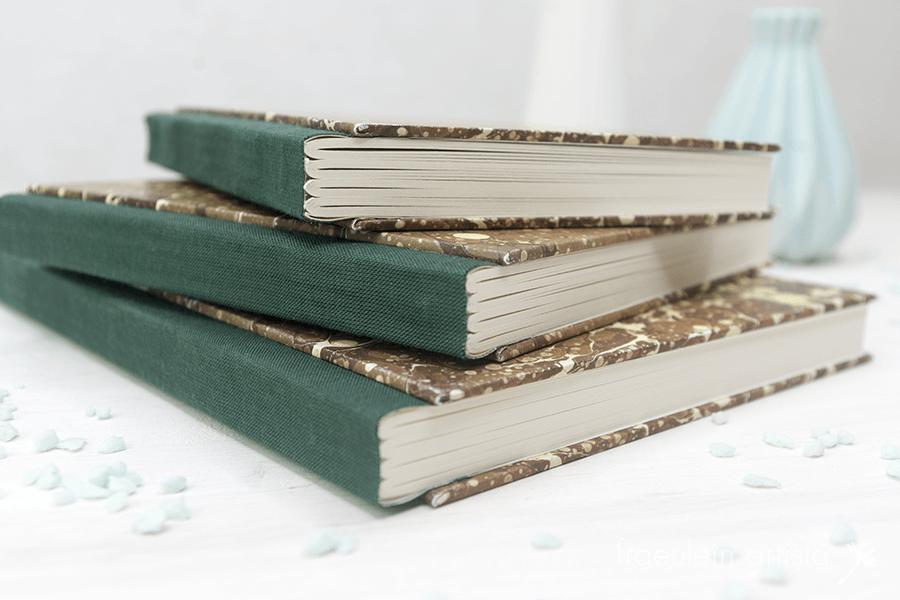 Skizzenbuch-Serie Beschnitt