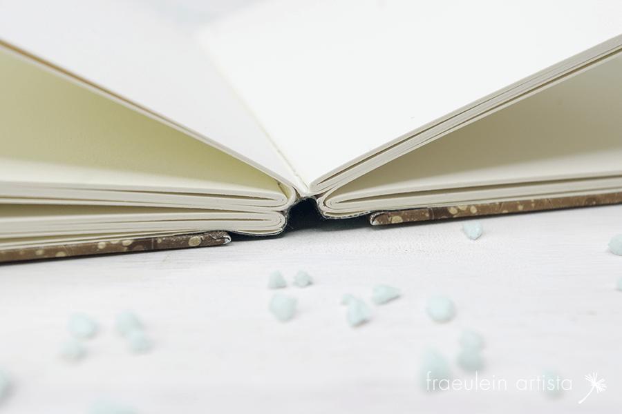 Skizzenbuch-Serie flexibler Rücken